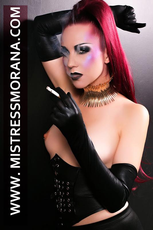 London-Mistress-Morana-Smoking-Fetish