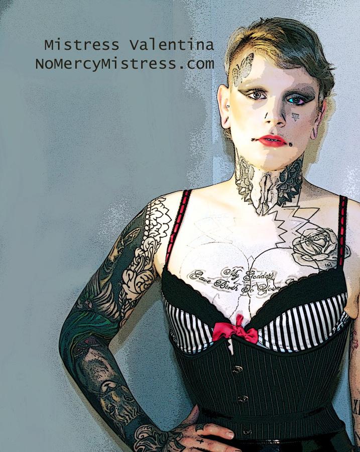 Mistress-Valentina-London