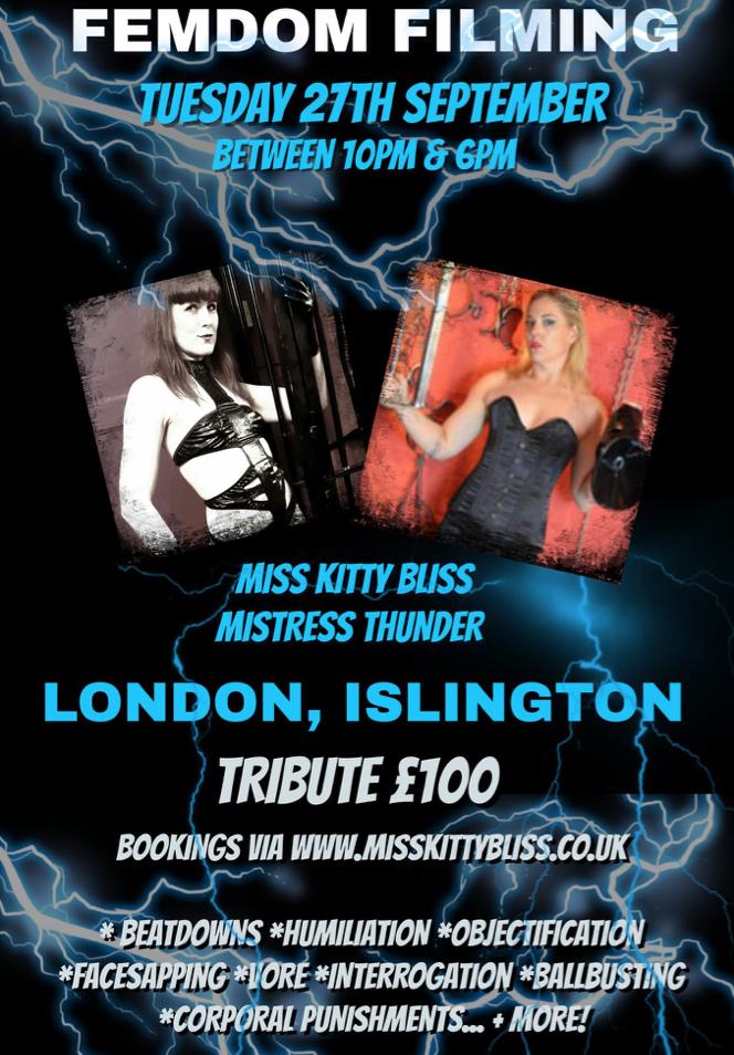 London-Mistress-filming-27th-September