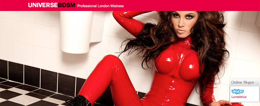 London Spanish Mistress Luna